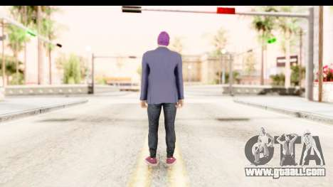 GTA 5 Random Skin 1 for GTA San Andreas third screenshot