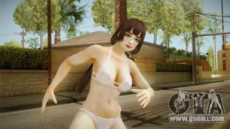Naotora Li Macchiato Lace Bikini for GTA San Andreas