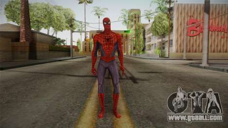 Marvel: Ultimate Alliance 2 - Spider-Man for GTA San Andreas second screenshot