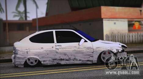 Lada Priora Brodyaga for GTA San Andreas left view