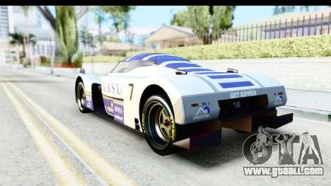GTA 5 Annis RE-7B for GTA San Andreas upper view