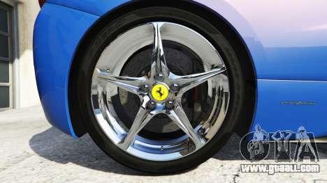 Ferrari 458 Italia v2.0 [replace] for GTA 5
