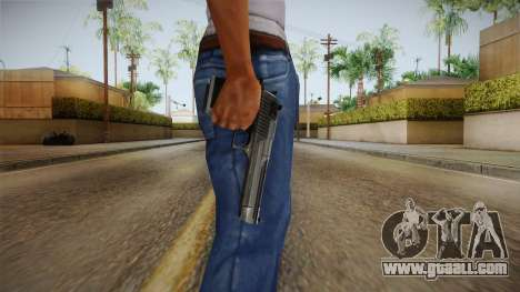 Counter Strike: Source - Desert Eagle for GTA San Andreas