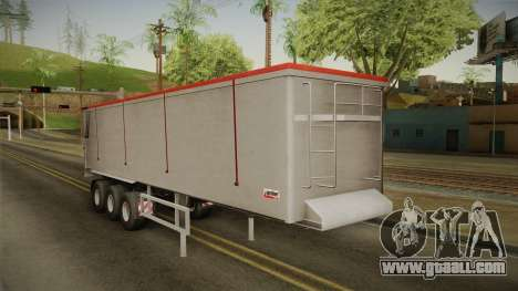 SRB35 for GTA San Andreas