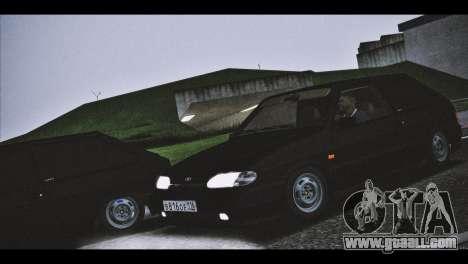 VAZ 2113 for GTA San Andreas