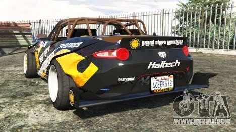 Mazda MX-5 (ND) RADBUL Mango v1.1 [replace] for GTA 5