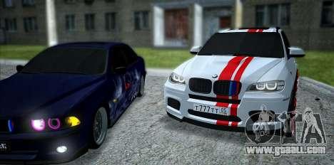 BMW MX5 for GTA San Andreas