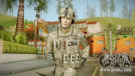 Multicam US Army 2 v2 for GTA San Andreas