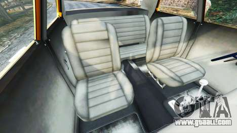 Plymouth Belvedere 1965 Taxi [replace] for GTA 5