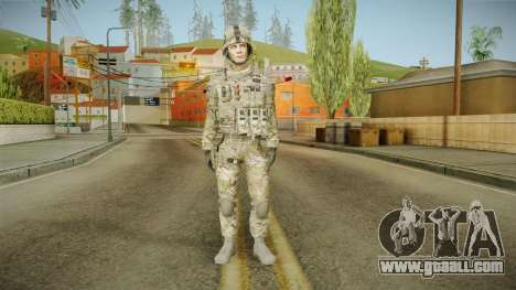 Multicam US Army 2 v2 for GTA San Andreas second screenshot