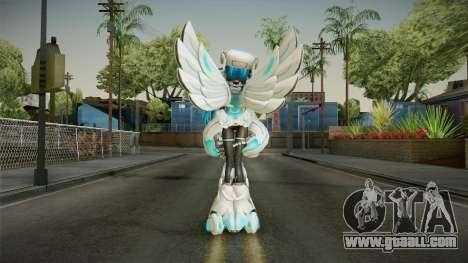 NEXT White Heart for GTA San Andreas third screenshot