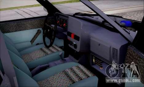Tofas Dogan SLX 1.6 i.e for GTA San Andreas