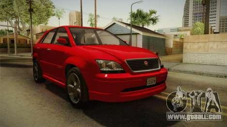 GTA 5 Emperor Habanero for GTA San Andreas