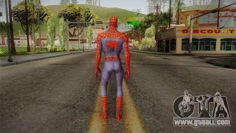 Marvel: Ultimate Alliance 2 - Spider-Man for GTA San Andreas third screenshot