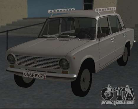 VAZ 21013 Krasnoyarsk stil for GTA San Andreas