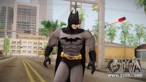 Batman Begins (Arkham City Edition) for GTA San Andreas