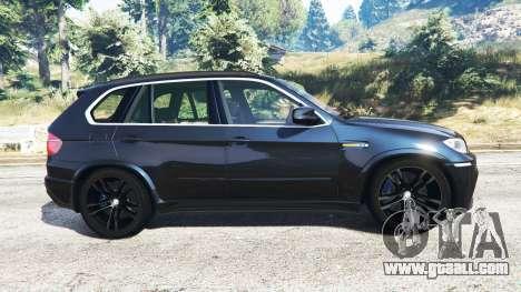 GTA 5 BMW X5 M (E70) 2013 v0.1 [replace] left side view