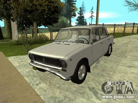VAZ 21013 124RUSSIA 2 for GTA San Andreas right view
