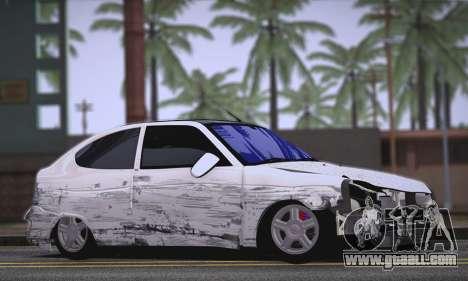 Lada Priora Brodyaga for GTA San Andreas
