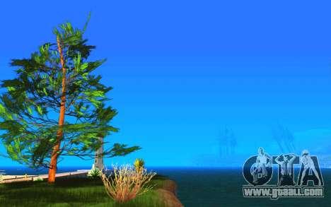 Summer Colormod for GTA San Andreas