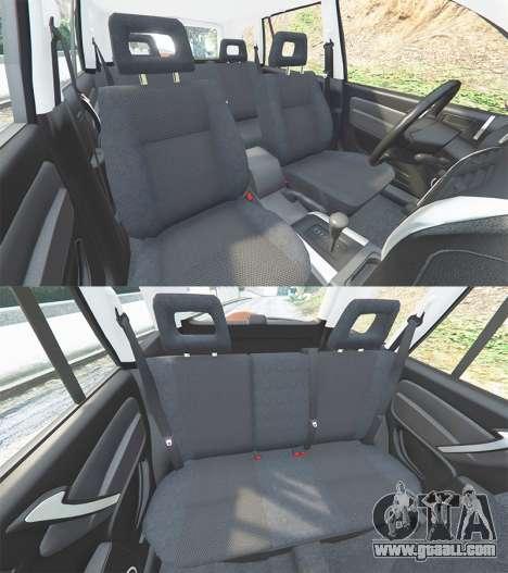 Toyota RAV4 (XA20) [add-on]