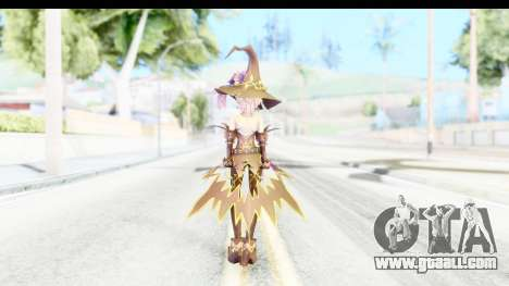 Afloire (Hyperdimension Neptunia) for GTA San Andreas third screenshot
