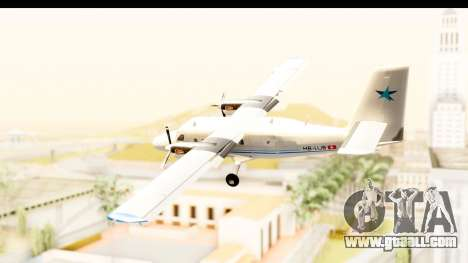 DHC-6-400 Zimex Aviation for GTA San Andreas left view