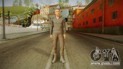 Quantum Break - Paul Serene (Aidan Gillen) for GTA San Andreas second screenshot