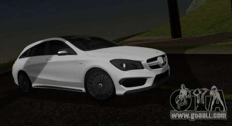 Mercedes-Benz CLA 45 AMG for GTA San Andreas
