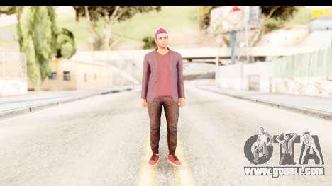GTA 5 Random Skin 1 for GTA San Andreas second screenshot