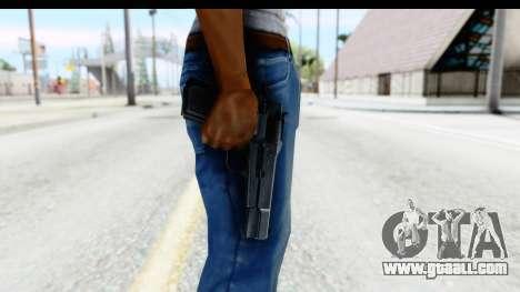 Browning Hi-Power for GTA San Andreas third screenshot