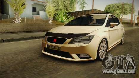 Seat Leon FR for GTA San Andreas