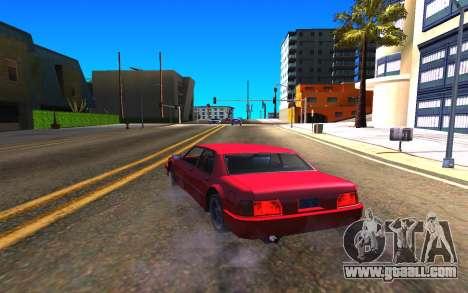 Summer Colormod for GTA San Andreas fifth screenshot