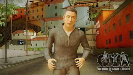 Quantum Break - Paul Serene (Aidan Gillen) for GTA San Andreas