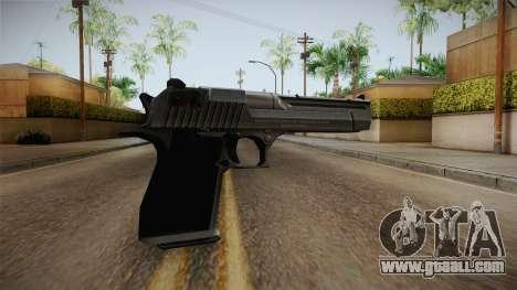 Counter Strike: Source - Desert Eagle for GTA San Andreas third screenshot