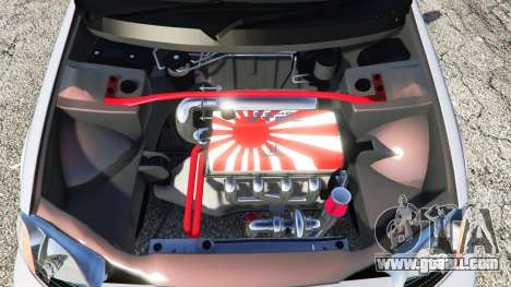 Honda Civic EK9 [kanjo edition] [replace] for GTA 5