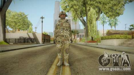 Multicam US Army 3 v2 for GTA San Andreas second screenshot