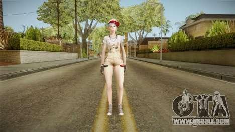 Crossfire Fox Undercover for GTA San Andreas second screenshot