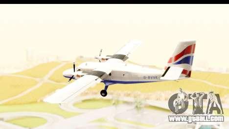 DHC-6-400 de Havilland Canada for GTA San Andreas right view