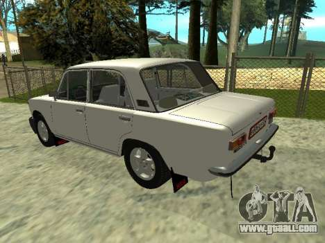 VAZ 21013 124RUSSIA for GTA San Andreas left view