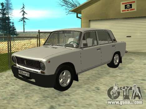 VAZ 21013 124RUSSIA for GTA San Andreas