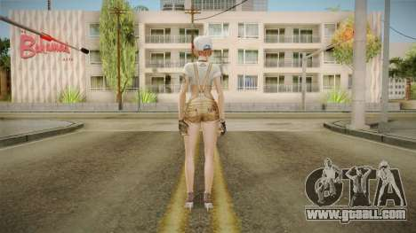Crossfire Fox Undercover for GTA San Andreas third screenshot