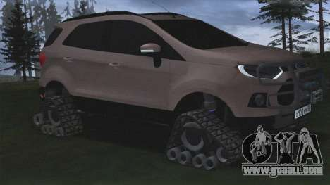 Ford Ecosport Off-Road for GTA San Andreas