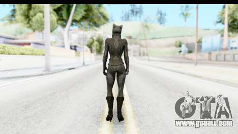 Batman:AC - Catwoman LP for GTA San Andreas third screenshot