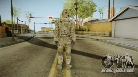 Multicam US Army 2 v2 for GTA San Andreas third screenshot