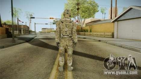 Multicam US Army 2 v2 for GTA San Andreas third screenshot