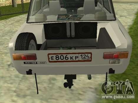 VAZ 21013 124RUSSIA 2 for GTA San Andreas