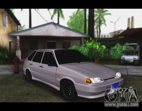 VAZ 2114 Stoke for GTA San Andreas