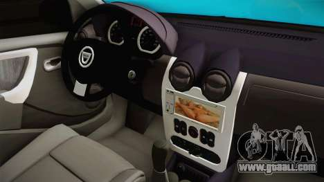 Dacia Logan Stance Haur Edition for GTA San Andreas side view