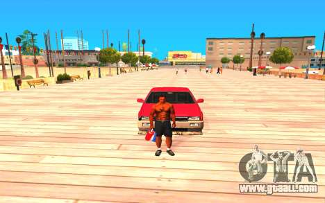 Summer Colormod for GTA San Andreas second screenshot